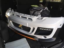 MINI CrossoverDuelL AG Krone Edition R60 Front Bumper Ver.1.1の全体画像