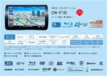 Panasonic CN-F1D