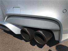 M6 グランクーペAKRAPOVIC Evolution Exhaust Systemの全体画像