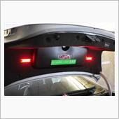 ジェットイノウエ LED6 ウルトラフラットマーカー 12V レッド/レッド 534616