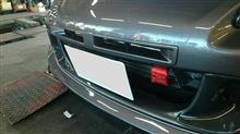 S2000三菱自動車(純正) スポーティーグリルの単体画像