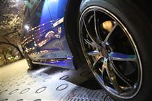 エクシーガRAYS VOLK RACING VOLK RACING G25 PRISM COLORの全体画像
