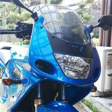 【fcl.】 2018年モデル LEDヘッドライト バイク用 H4 Hi/Loキット