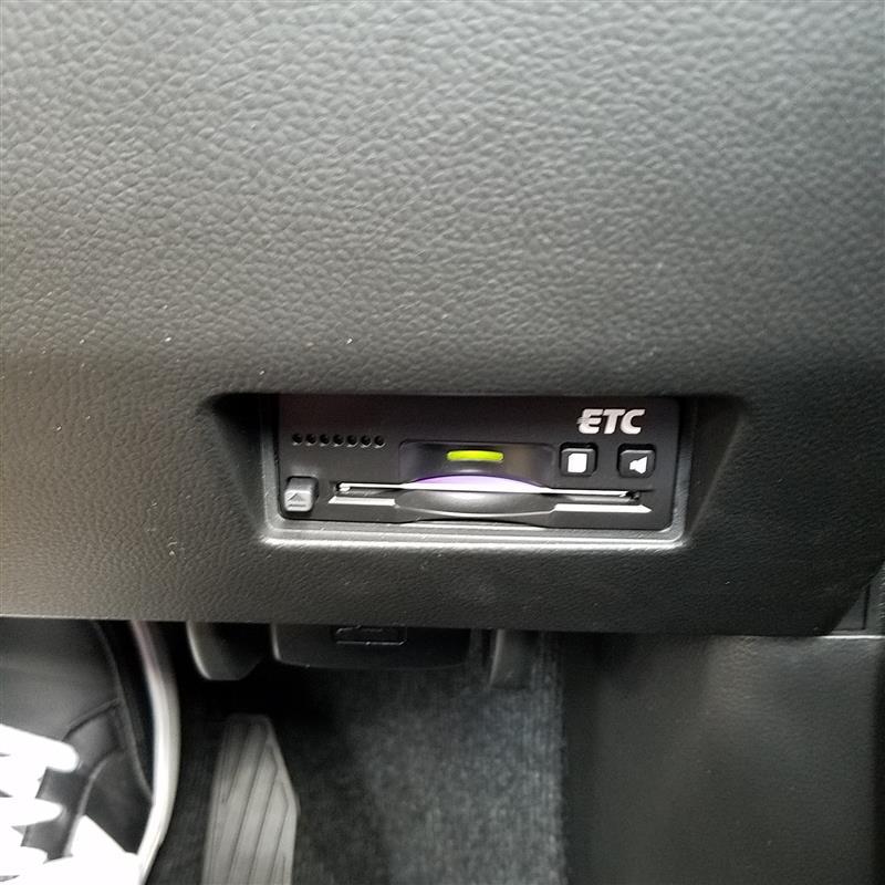 スズキ(純正) アンテナ分離型ETC(ビルトインタイプ)