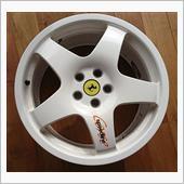 Ferrari純正 F355challenge Wheel