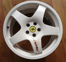 F355 (クーペ)Ferrari純正 F355challenge Wheelの単体画像