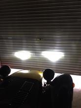スーパースプリント1700safego LED H4 車用 7,200ルーメンの全体画像