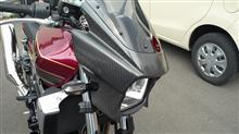 ZRX1200 DAEGA-TECH / マルカサービス A-TECH  ビキニカウル 綾織カーボンの単体画像
