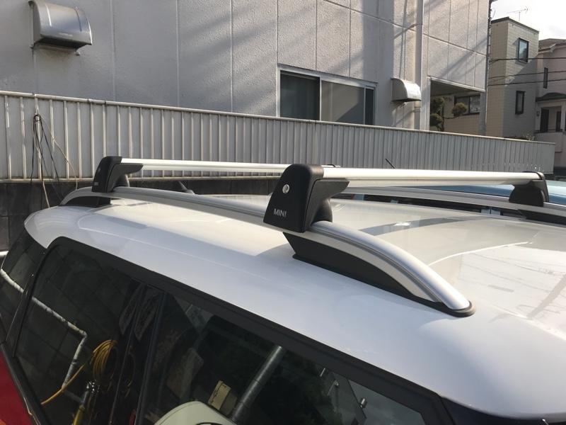 BMW MINI(純正) ベースサポート