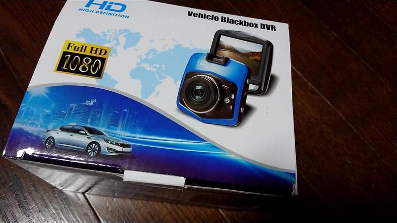 TmDeken ドライブレコーダー スタンダード 170度広角レンズ 1080P フルHD 1200万画素 2.4インチ