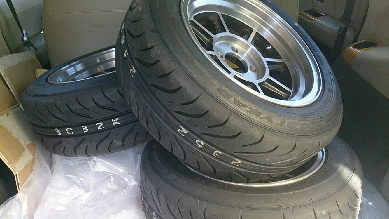 GOODYEAR EAGLE RS SPORT S-SPEC 185/60R14