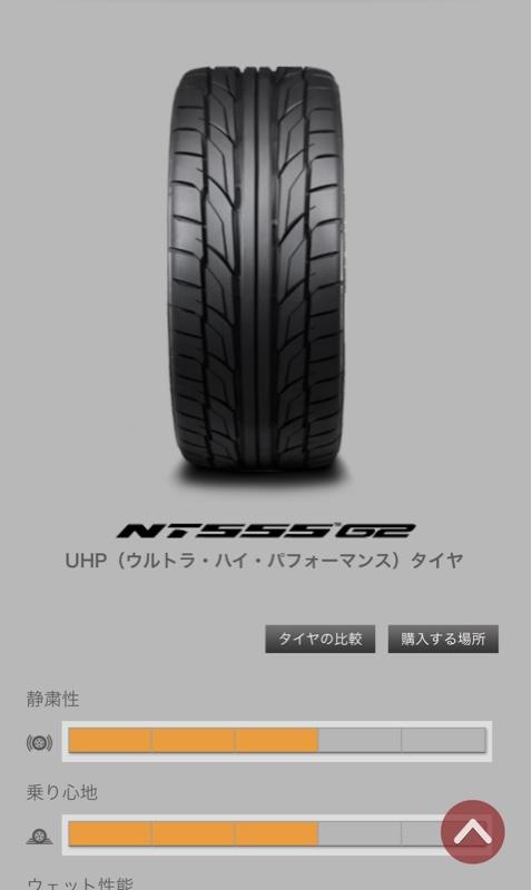 NITTO NT555 G2 225/35R19