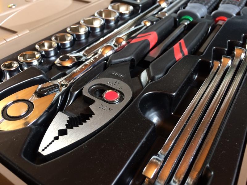 KTC / 京都機械工具 SK322P メンテナンスツールセット
