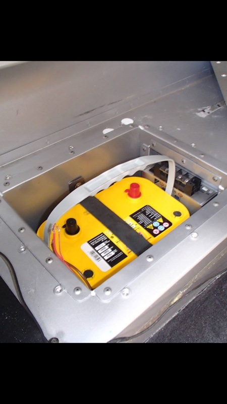 OPTIMA OPTIMAバッテリー用オフセットターミナル(+極、-極セット)
