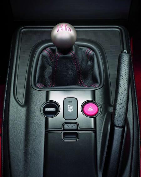 UK HONDA s2000 ultimate edition shift knob