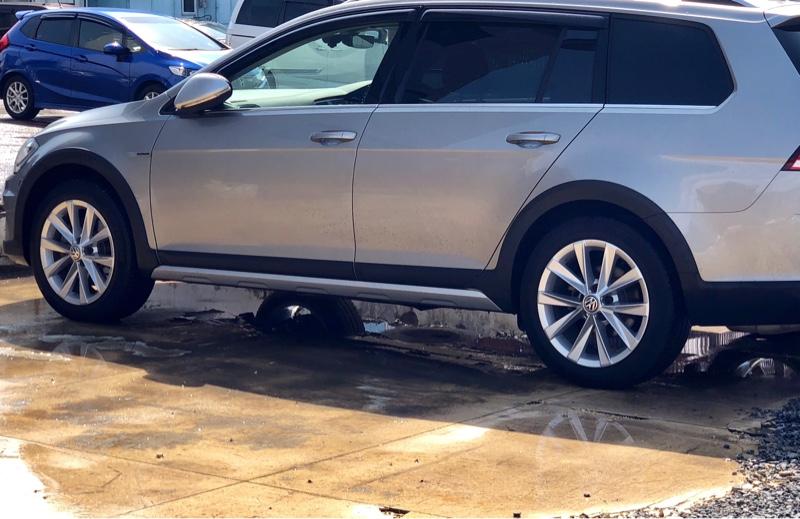 VW  / フォルクスワーゲン純正 純正17インチ10スポーク