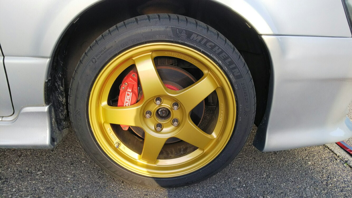 MICHELIN PILOT SPORT 4 215/45ZR17