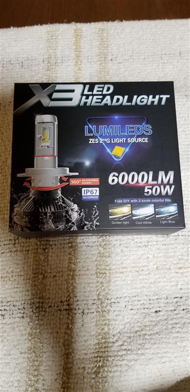 ファイブパーツ X3LEDベッドライト