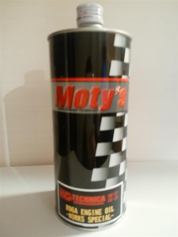 Moty's KCテクニカ 5W-30 WORKS SPECIAL