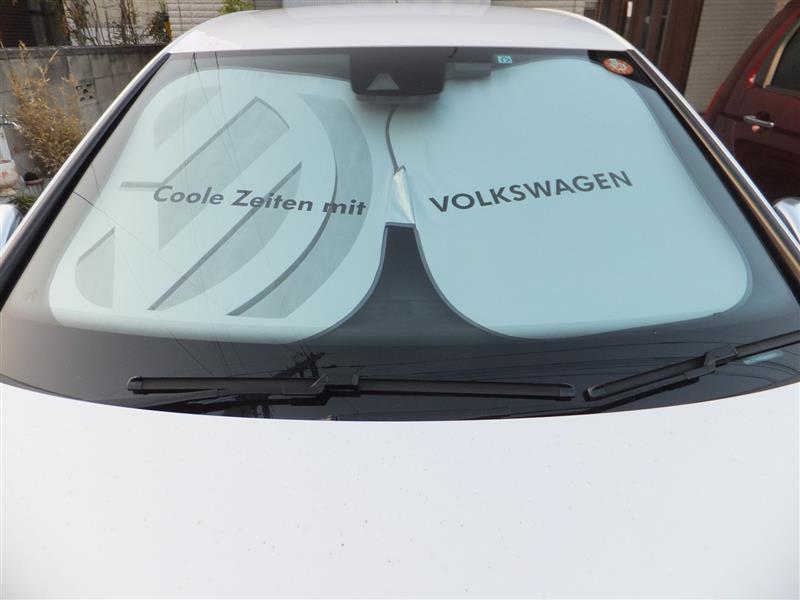 VW  / フォルクスワーゲン純正 サンシェード Sサイズ