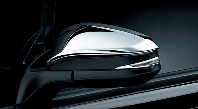 トヨタ(純正) オート電動格納式リモコンドアミラー