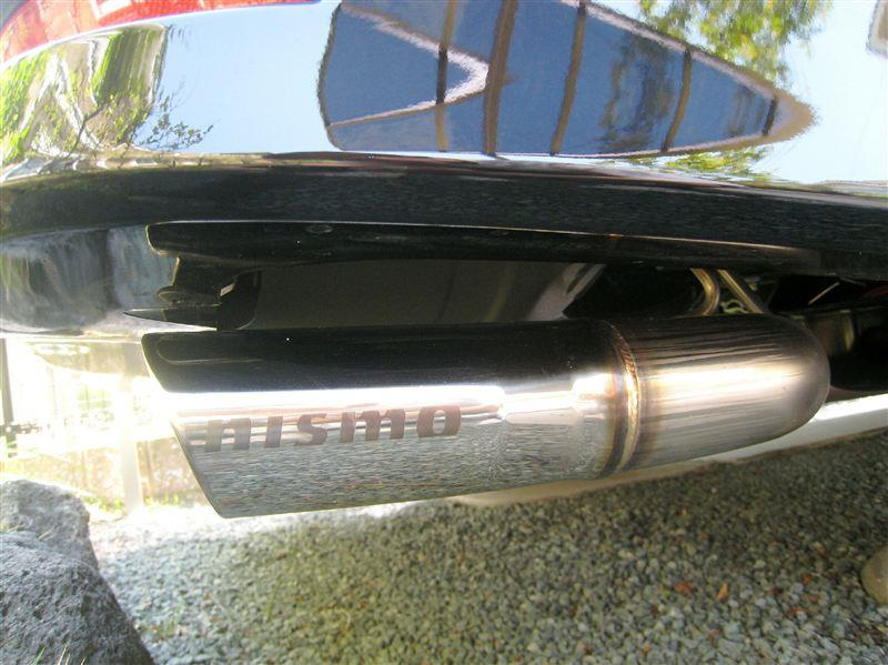 NISMO S-tuneスポーツマフラー