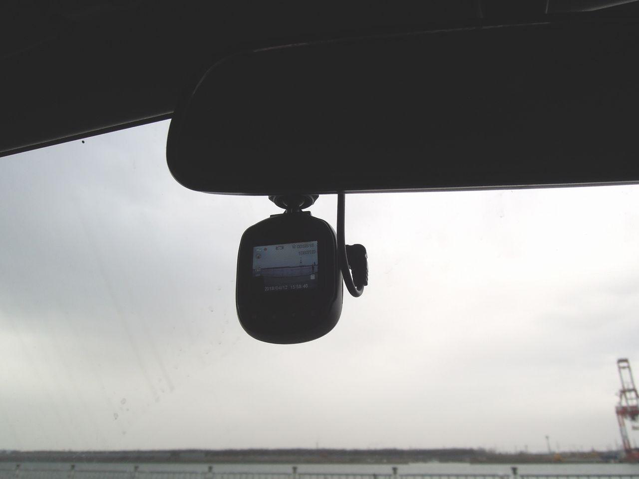 Accfly ドライブレコーダー 1.5インチ1080P WDR Full HD 120度広角レンズ ミニダッシュカム G-sensor ループ録画