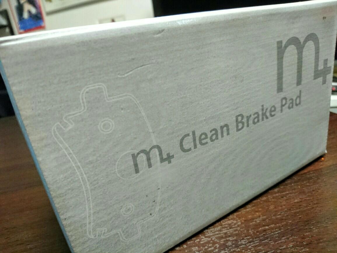 m+ / キザス m+ CleanBrakePad