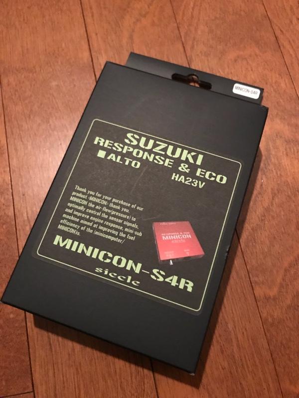 siecle / ジェイロード MINICON-S4R