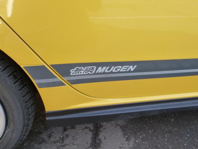 MUGEN / 無限 DECAL STICKER