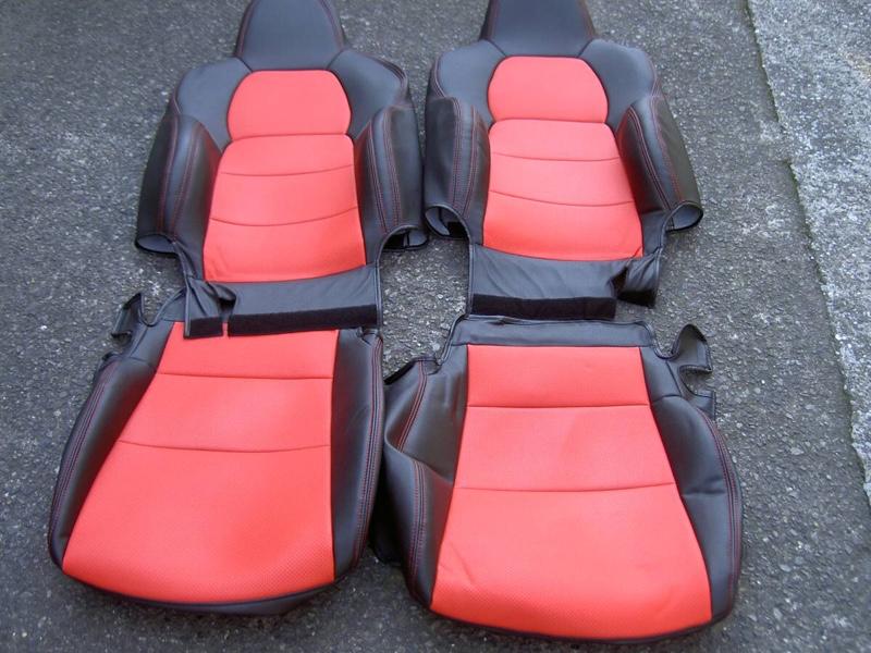 AutoWear S660専用シートカバー