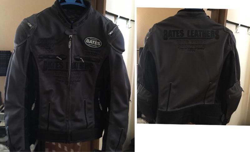 BATES(ベイツ)  BAJ-M34RS  メッシュジャケット