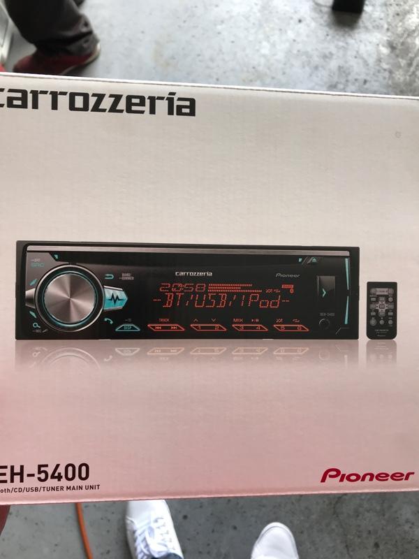 PIONEER / carrozzeria DEH-5400