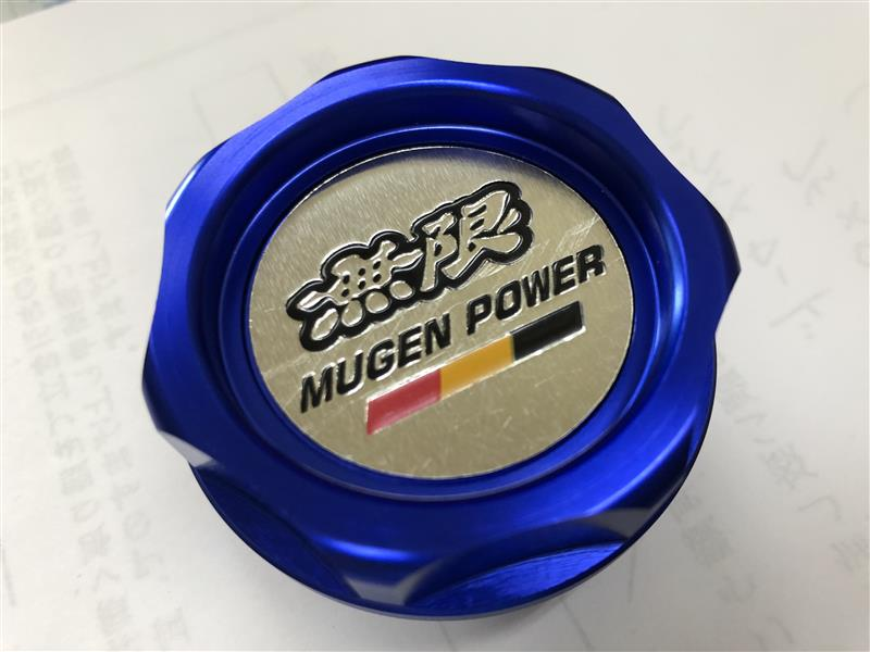 MUGEN / 無限 オイルフィラーキャップ