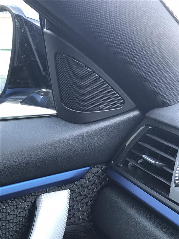 BMW(純正) ツイーターカバー