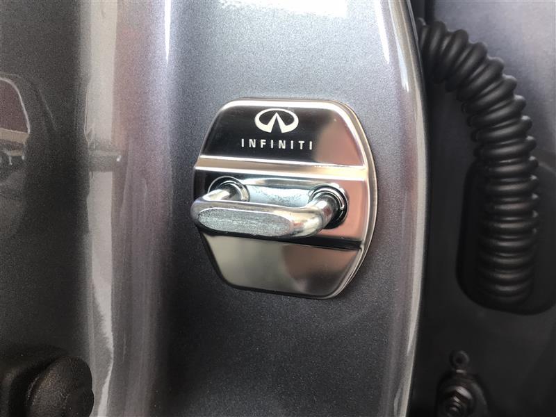 社外品 ドアストライカーカバー