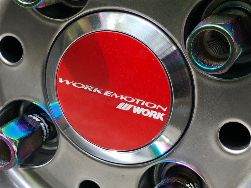WORK WORKEMOTION WORKEMOTION センターキャップ