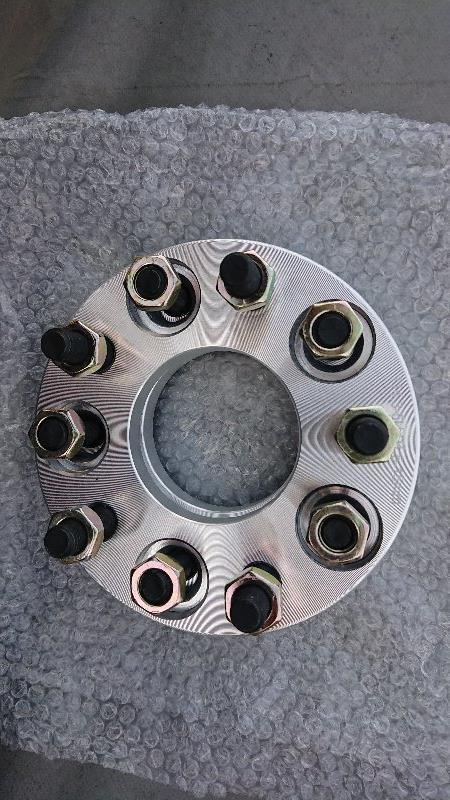 不明 ワイドトレッドスペーサー15mm