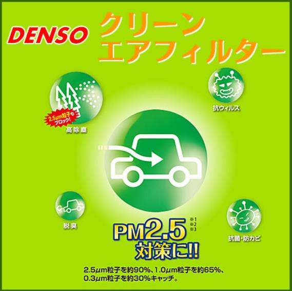 DENSO クリーンエアフィルター DCC4005