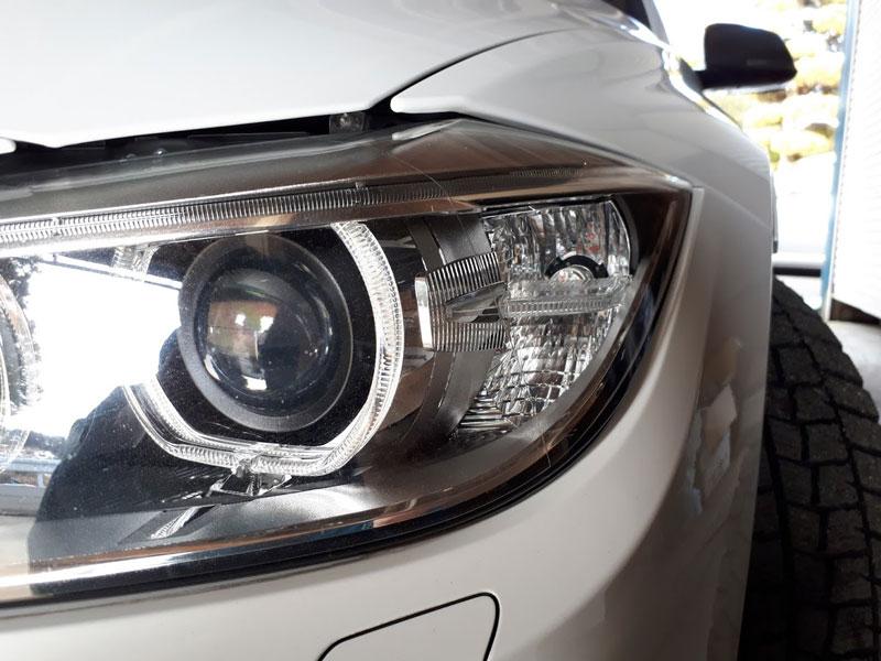 メーカー・ブランド不明 CREE製 LED S25/BA15S ピン角違い 150度 80W アンバー 12V/24V