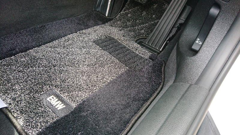 BMW(純正) フロアマットセット サキソニー・ロイヤル
