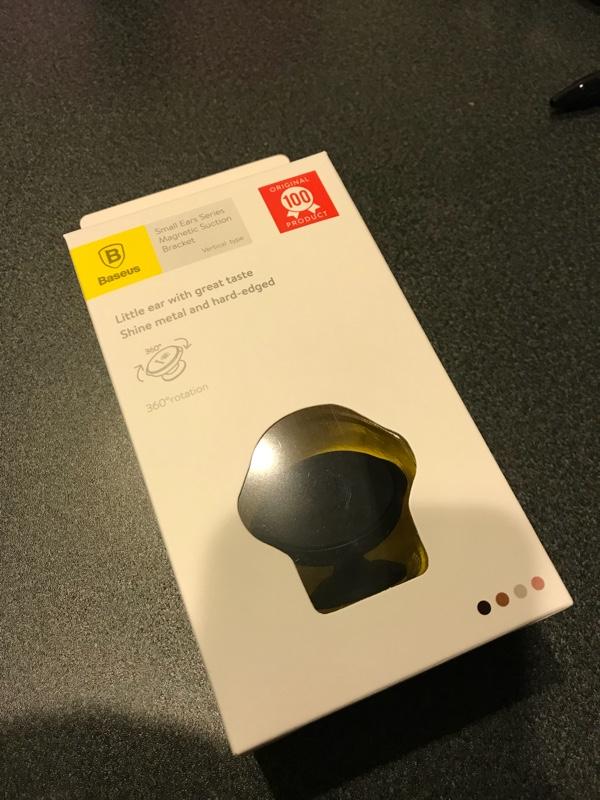 Baseus スマートフォンマグネットホルダー