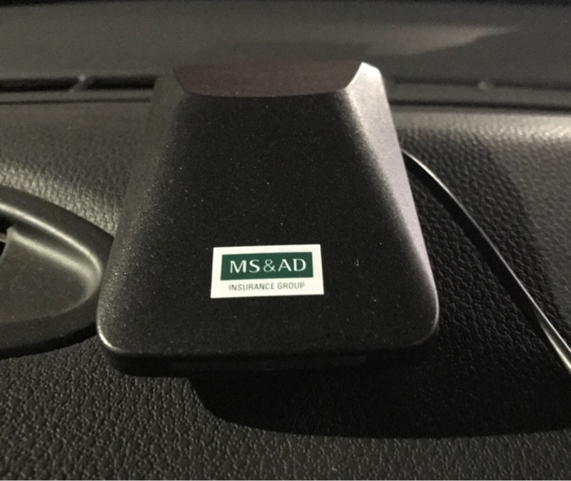 MS&AD⁉︎ 車載器