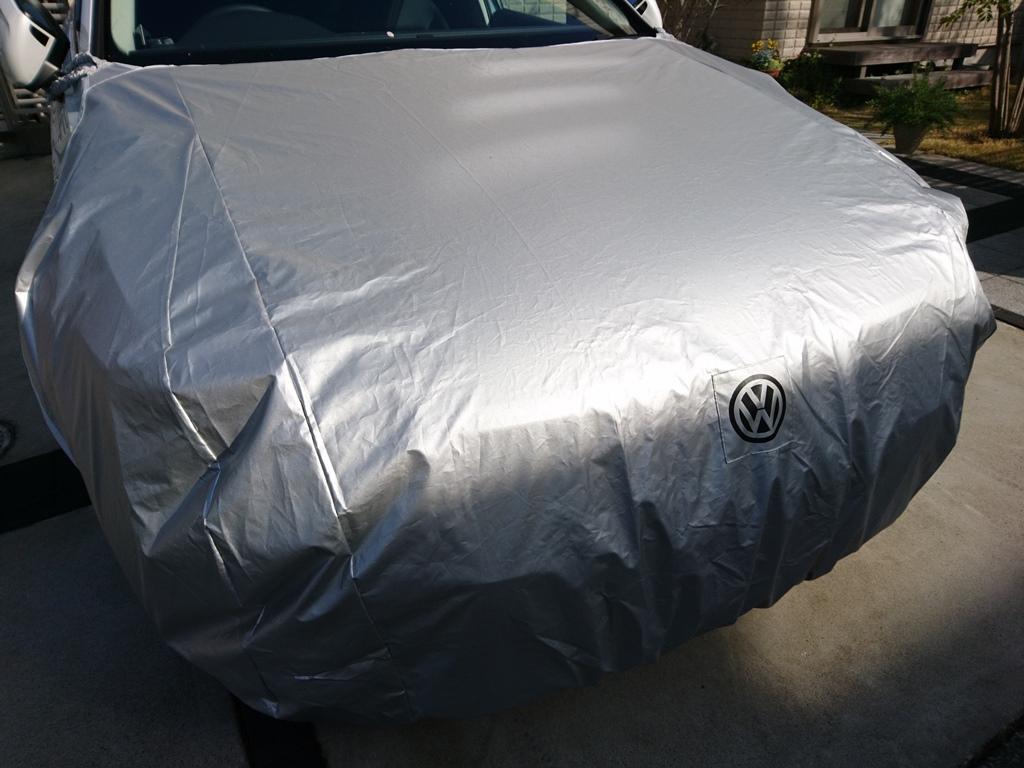VW  / フォルクスワーゲン純正 ボンネットカバー