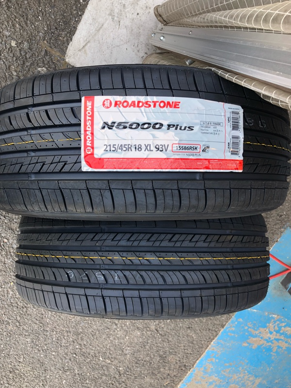 NEXEN ROADSTONE N5000 Plus 215/45R18 XL 93V