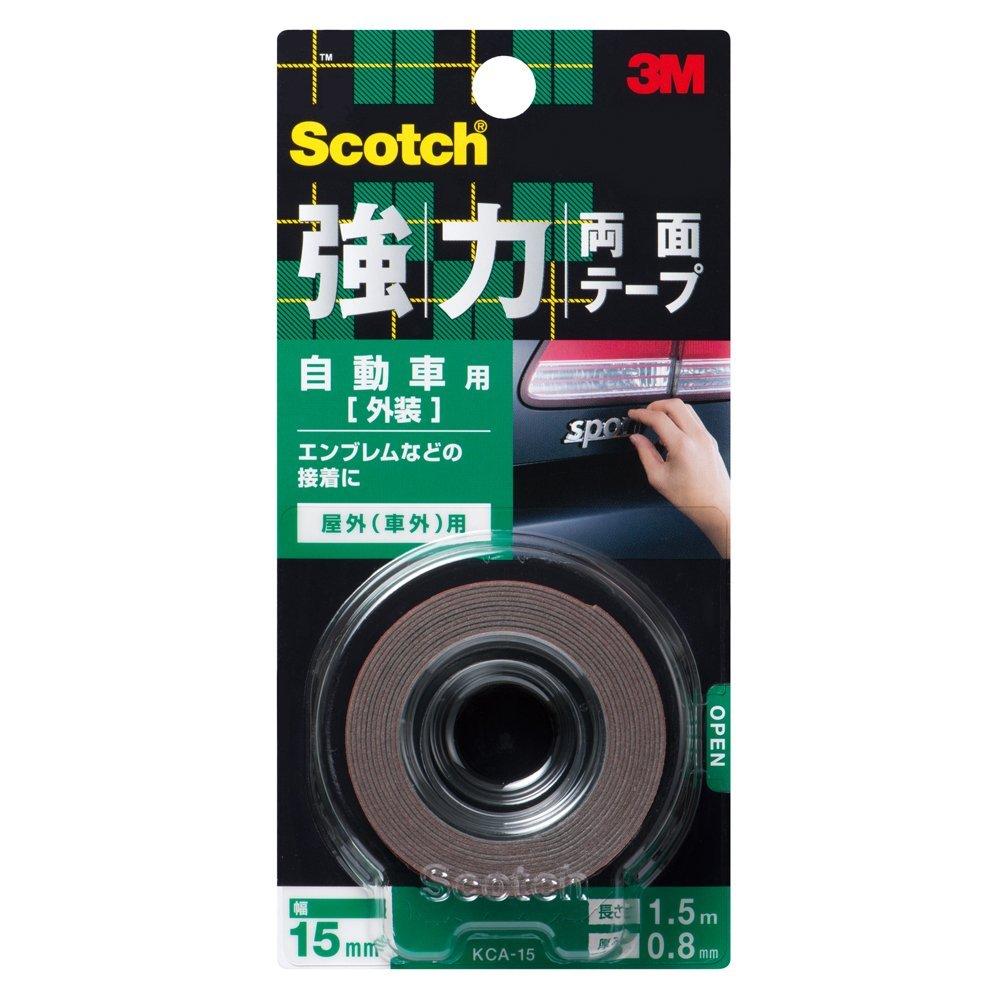 3M / 住友スリーエム Scotch 強力両面テープ 自動車外装用