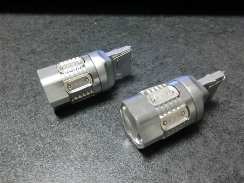 SEED STYLE(シードスタイル) T20 10.5W級高効率シングルプロジェクターレンズ2個set