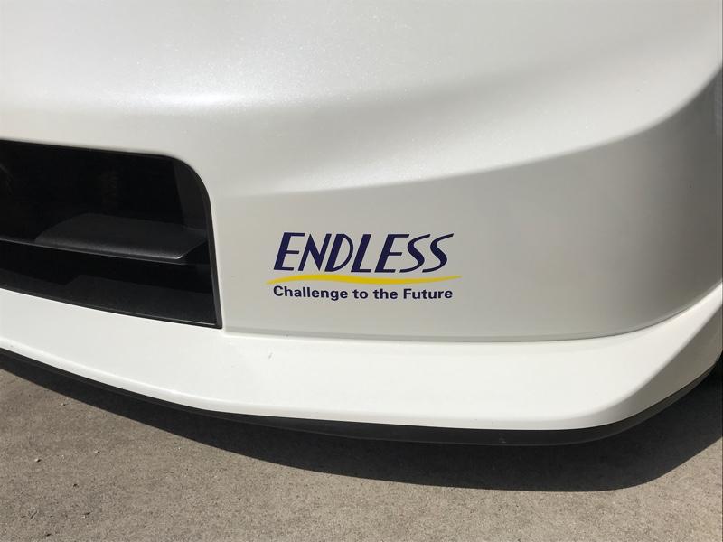 ENDLESS ENDLESS ステッカー