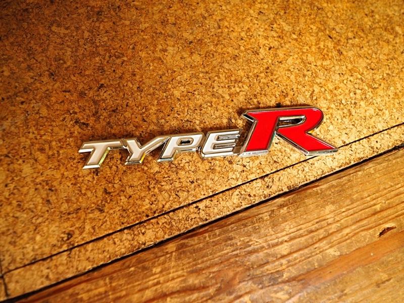 メーカー不明 Type-R エンブレム