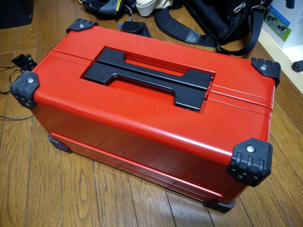 KTC / 京都機械工具 両開きメタルケース EK-10AR3
